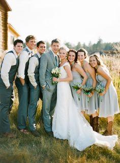 Natalie & Shobie Rustic Barn Wedding » Cassidy Brooke Blog | Fine Art Film Photography