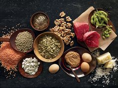 World's Best Muscle Foods
