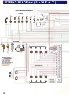 Image result for 7.3 powerstroke wiring diagram
