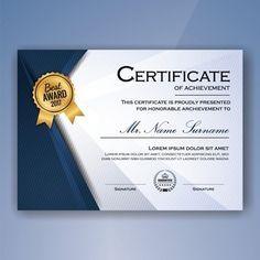 Certificate Of Achievement Template Certificate Of Achievement Office Templates, Free Printable Certificates Of Achievement, Formal Award Certificate Templates, Certificate Layout, Certificate Background, Certificate Of Achievement Template, Free Printable Certificates, Certificate Design Template, Award Certificates, Certificate Of Appreciation, Teacher Appreciation Week, Best Templates