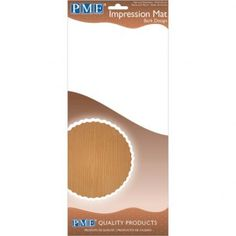 PME Impression Mat Bark - Structuurmatten & -Rollers - Decoreer Gereedschap - Gereedschappen - producten   Deleukstetaartenshop.nl