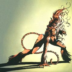 """he did Tigra like 17 years ago and it was outstanding… """" Marvel Comics Comic Book Artists, Comic Book Characters, Comic Artist, Comic Books Art, Female Characters, Marvel Comic Universe, Marvel Comics Art, Marvel Heroes, Marvel Avengers"""