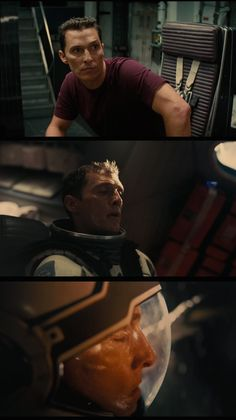 Cooper, Interstellar