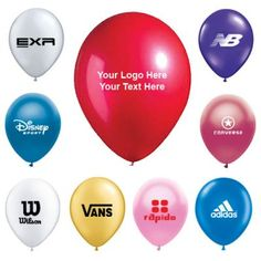 9 Inch Customized metallic color balloons are perfect for businesses that are aiming price sensitive and creative promotions. This metallic color balloons appeals with its brilliant luster and your brand logo will look special, when printed over them. Disney Converse, Metallic Colors, Metallic Gold, Silver, Dark Blue, Light Blue, Trade Show Giveaways, Vans, Custom Balloons
