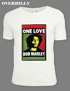 0c4fdde7f 2017 Bob Marley One Love People Get Ready superstar for Tshirt Team Casual  Short Sleeve Lovely