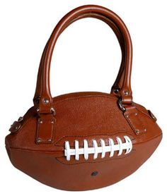 73dfb85e95a5 This football bag really scores with sports fans. Celebrate the American  tradition with this unique