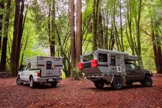 Forget #vanlife, it's all about overland-ready, pop-up campers now