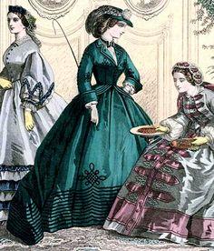 Victorian Riding Habits
