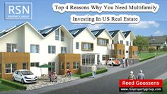 RSN Property Group is one of the best group in USA that 0ffers easiest ways to get started in real estate investing. Investing in US. It's good to have money and the   things money can purchase. If you want to Buying US multifamily than follow our website.