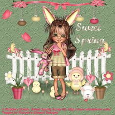 Bubble's Dream - Sweet Spring Scrap Kit, available at: http://wilma4ever.com/index.php?main_page=product_info=3_id=21025