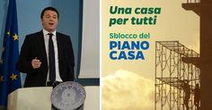 Sai di cosa tratta il nuovo Piano Casa del governo Renzi?