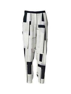 Eria Graphic Pants