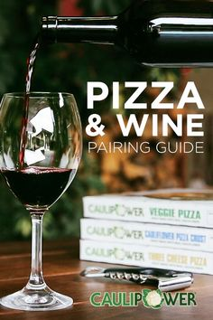 We tasted a bunch of wine with our classically-inspired pizzas and created this quick, easy guide to help you find your perfect pair. Best Wine With Pizza, Wine And Pizza, Red Wine Benefits, Pizza Day, Types Of Wine, Expensive Wine, Wine Bottle Holders, Cheap Wine, Bottle Carrier