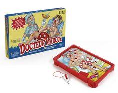 Hasbro – A40531010 – Jeu de Plateau – Docteur Maboul – Nouvelle Version | Your #1 Source for Toys and Games