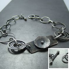 rolling mill textures on jewelry - Google Search