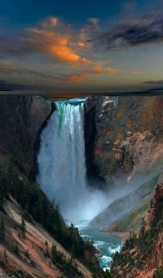 Yellowstone National Park  Please rate this picture from 1 to 10 :)