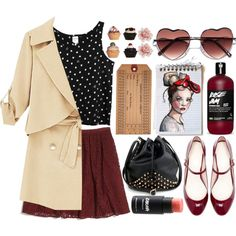 """""""on a DATE!!"""" by vip-beauty on Polyvore"""
