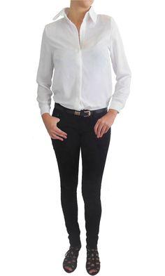 Tops tendance femme. Chemisiers, blouses... - Vêtements mode 0ed672ab5a71