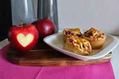 blushable // Mini Apple Pies