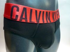 ENVÍO 24-48h - Comprar slip Calvin Klein Power Red - Microfibra supersuave al…