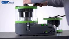 KELCH Taper cleaning device - Available at MySolutions AG! Help Help, Clean Clean, Software, Hardware, Plant, Cleaning, Tools, Youtube, Inspiration