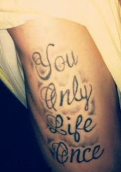 32 Tattoo Fails That Are SO Embarrassing - Hilarious Misspelled Tattoos - these people need to see the folks at Tattoo Nightmares. Tho, I think some of these are beyone rescue. Funny Tattoos Fails, Tattoo Fails, Funny Fails, Tattoo Quotes, Worst Tattoos, Strange Tattoos, Horrible Tattoos, Quotes Quotes, Motivational Quotes