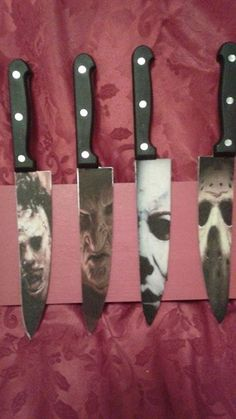 Awesome kitchen knives.