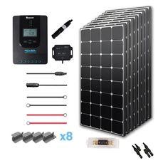 Renogy New 800 Watt 12 Volt Solar Premium Kit – TinyHouseEssentials