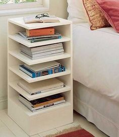 bedside tables small - Google Search