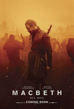 Check out these exclusive posters for Michael Fassbender's Macbeth | GamesRadar
