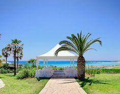 Located in Ayia Napa, the Nissi Beach Resort has garnered a reputation as a true paradise destination that can be enjoyed year-round. Plan My Wedding, Wedding News, Wedding Planning Tips, Our Wedding, Wedding Stuff, Wedding Locations, Wedding Venues, Nissi Beach, Cyprus Wedding