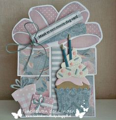 Marianne Design Cards, Cute Cards, Cool Watches, Banners, Birthday Cards, Shapes, Craft Stencils, Baby, Gifts