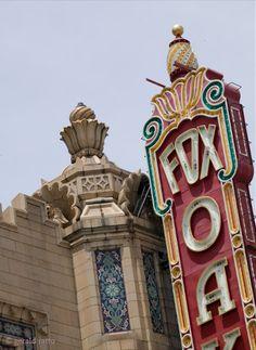 Fox Theater, Oakland, California