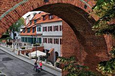 Torun, Poland I Want To Travel, Eastern Europe, Countries Of The World, Homeland, Bridges, Croatia, Russia, Cities, Tourism