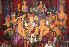 Alfredo Roldan, 1965 | Figurative Cubism painter | Tutt'Art@ | Pittura • Scultura • Poesia • Musica