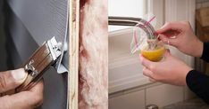 You can save a ton of money by making your own home repairs. Deep Cleaning, Cleaning Hacks, Cleaning Products, Cleaning Supplies, Homemade Oven Cleaner, Squeaky Floors, Home Fix, Diy Home Repair, Home