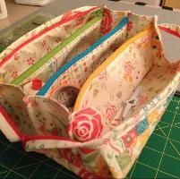 Sewing : My *authentic* Sew Together bag
