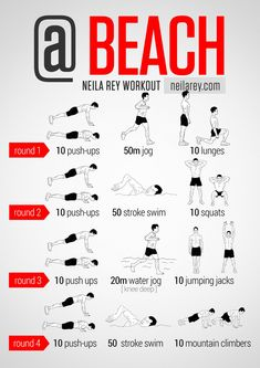 Visual Workout Guides for Full Bodyweight, No Equipment Training