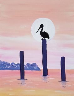 Peachy Pelican
