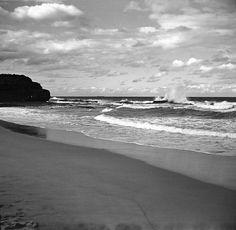 Rough seas by peterdegraaff