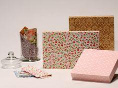 Manualidades y Artesanías | Cajas recicladas | Utilisima.com