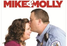 Mike and Molly The Kiss