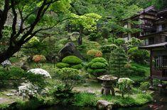 Love Japanese gardens!