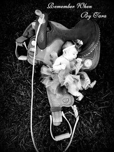 Western baby girl newborn