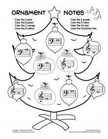 wonderful website full of worksheets for teaching music/piano to children (use for Music Appreciation/Performance studies) Music Activities, Kindergarten Activities, Music Worksheets, Music Lessons, Piano Lessons, Music School, Piano Teaching, Christmas Music, Christmas Tree