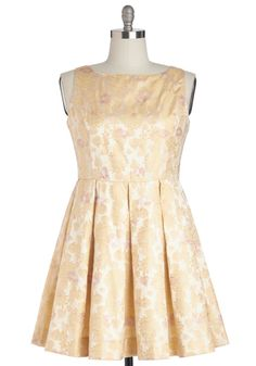 Classic Stunner Dress in Floral, #ModCloth