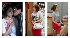 Airport Style, Airport Fashion, Korean Celebrities, Printed Shorts, Korean Drama, Heartstrings, Kdrama, Prints, Inspiration