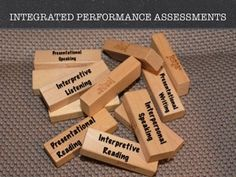 Integrated Performance Assessments: How to move into the IPA format for effective WL Instruction and assessment of what you teach Teaching Style, Teaching French, Teaching Spanish, Teaching Tools, Teaching Resources, Creative Language Class, French Teacher, French Class, French Lessons