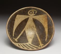 Footed Dish with Animal Motifs · The Walters Art Museum · Works of Art Colombian Art, Native American Pottery, Mesoamerican, Pottery Sculpture, Aboriginal Art, Glyphs, Ancient Art, Middle Ages, Archaeology