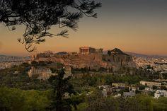 travelhighlights:    Parthenon by Hans Heintz  Acropolis, Athens, Greece